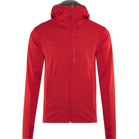 Mammut Ultimate V Jacket Men red